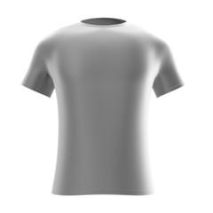 realistic 3d render of t-shirt