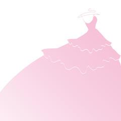 dress,wedding design