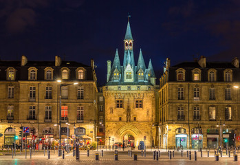 Porte Cailhau in Bordeaux - France