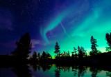 Northern lights aurora borealis - Fine Art prints