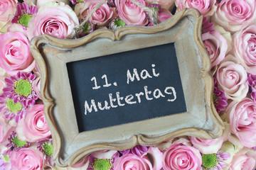 11. Mai: Muttertag