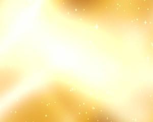 жёлтый  фон  с  бликами