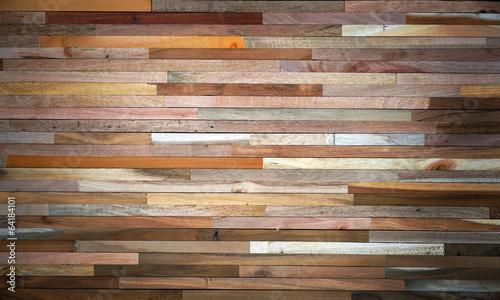 wood wall - 64184101