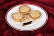 Traditional English mince pies © Arena Photo UK