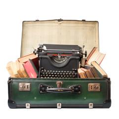 macchina da scrivere al mercato dell'usato