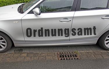 Auto Ordnungsamt