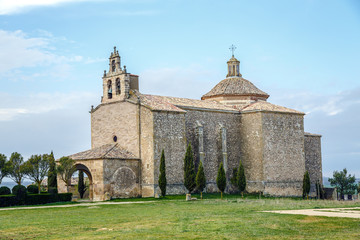 Shrine of Our Lady of La Llana, the Almenar of Soria