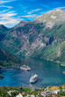 Norway, Geiranger fjord - 64186950