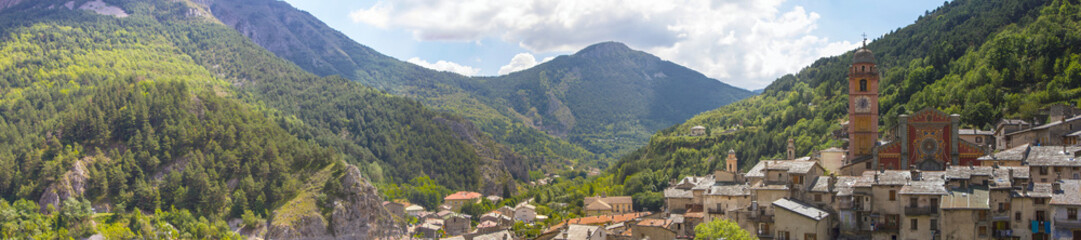 Tende and the Roya Panorama