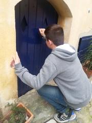 Bussando alla porta dei 7 nani