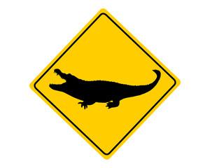 Achtung Krokodil