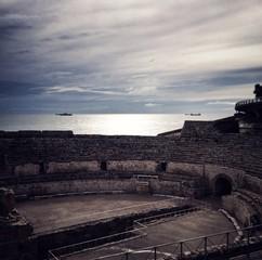 Roman Amphiteather in Tarragona