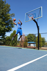 Basketball Slam Dunker