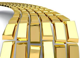 Riserva aurea - Ricchezza stati - Economia