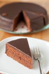 Schokoladen Torte