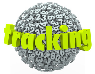 Tracking Word Numbers Online Data Information Order Finding
