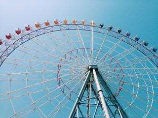 Japanese ferris wheel