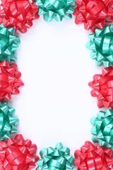 geschenkmaschen umramen boden