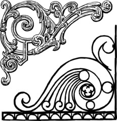 ornamental corners