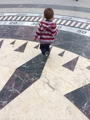 Çocuk ve yön
