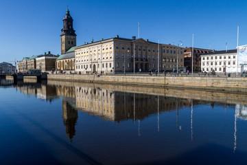 Göteborg in the sun