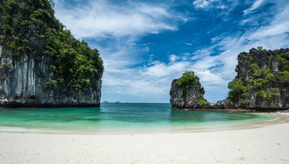 Hong island in krabi,Thailand