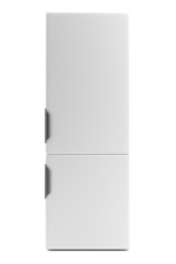 realistic 3d render of fridge