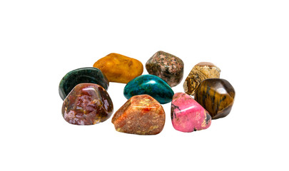 Beautiful precious stones