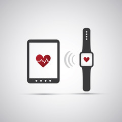 Heart Rate Counter on Mobile Devices