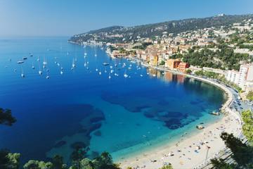 Villefranche-sur-Mer in French Riviera