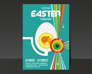 Esater Techno Flyer