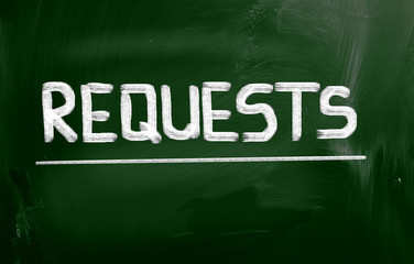 Requests Concept