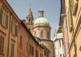 Street view in Reggio Emilia