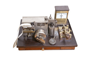 telegraph machine