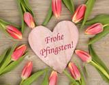Fototapety Frohe Pfingsten