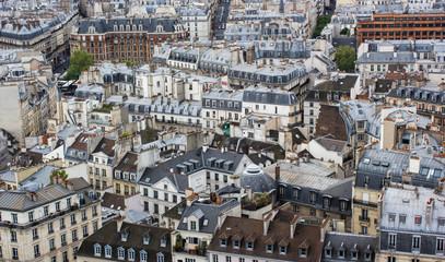Parigi, tetti