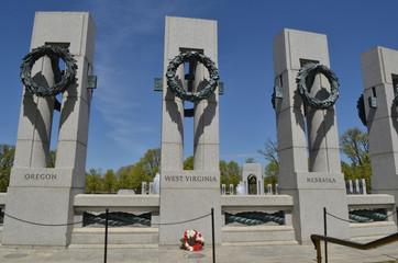 World War II Memorial - West Virginia