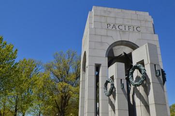 World War II Memorial - Pacific Side