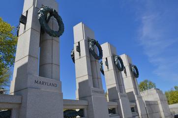 World War Two Memorial - Maryland