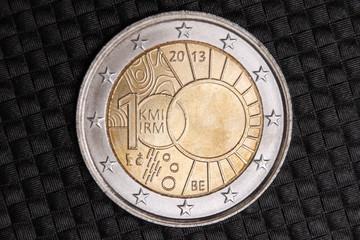 2 euro belgium 2013