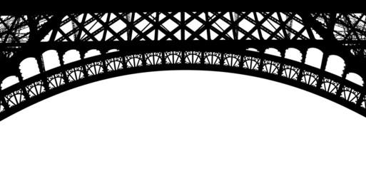 Parigi, particolare Torre Eiffel