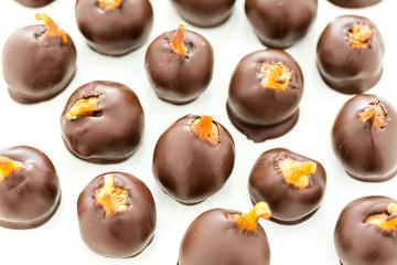 Chocolate figs