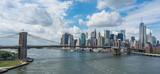 Fototapety New York City panoramic