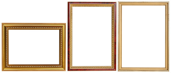Luxurious picture frame set 1