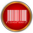 Bar code button