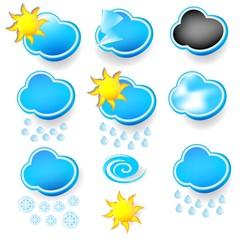 Иконки погода