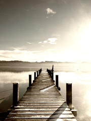 wooden jetty (78) © 1stGallery