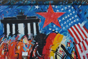 east side gallery in berlin