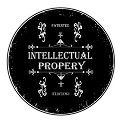Intellectual property stamp