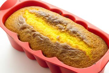 Orange Plumcake home made